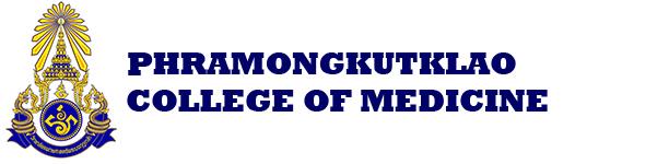 PHRAMONGKUTKLAO COLLEGE OF MEDICINE